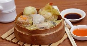 Bí quyết chế biến món dimsum nhân tôm thịt chuẩn vị người Hoa