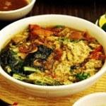 Bánh đa cua – món ăn quen thuộc của người dân đất cảng Hải Phòng