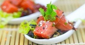 Cá ngừ áp chảo – Nét riêng của ẩm thực châu Âu