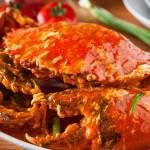 Ngồi nhà nhưng vấn được thưởng thức món cua ớt Singapore