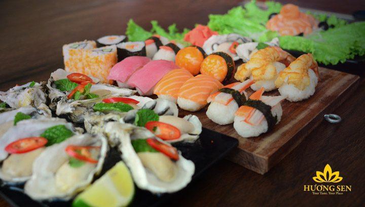 goi-sushi-huong-sen