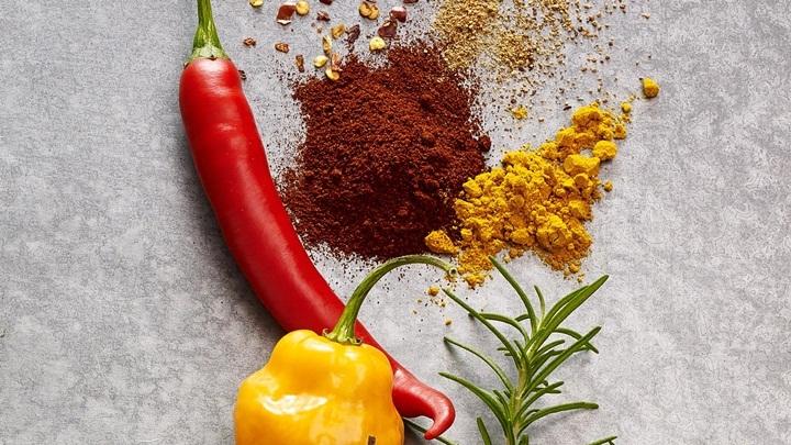 nấm xào sả ớt