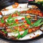 Cá nục kho kiểu Hàn Quốc – món ăn mới lạ mà không bị ngấy