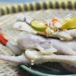 Chân gà cay trộn xoài xanh – món ăn nhậu siêu hấp dẫn