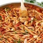 Bữa sáng ngon miệng với mỳ Ý hải sản đầy bổ dưỡng