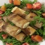 Làm mới bữa ăn gia đình với món thịt cuốn đậu phụ
