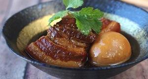 thịt kho dừa