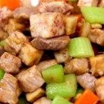 Món ăn mới lạ đầy đủ dưỡng chất – thịt rim rau củ