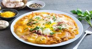 Trứng cá thu đút lò – món ăn mới lạ độc đáo