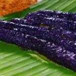 Bánh nếp cẩm – món ăn độc lạ đãi cả nhà cuối tuần