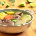Cải thiện sức khỏe với món ăn giàu dinh dưỡng – canh bò hầm rau củ