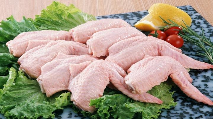 cánh gà rang muối