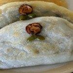 Bánh gạo chiên nhân đậu xanh giòn thơm lạ miệng cho bữa xế chiều
