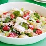 Salad cá ngừ kem bơ ngon lành giàu dinh dưỡng cho cả gia đình