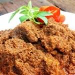Thịt kho hương vị Indonesia vô cùng lạ miệng mà hấp dẫn