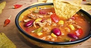 Súp taco Mexico thơm nức mũi – Bạn đã biết bí quyết chế biến?