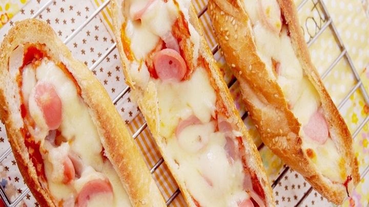 pizza banh mi kieu y 2