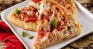 Pizza cá ngừ tự làm ngon như ngoài nhà hàng 3 sao
