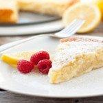 Bánh cheesecake chanh làm bằng sữa đặc cực đơn giản
