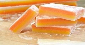 Bánh nếp chanh dây thơm ngon, chua ngọt và lạ miệng