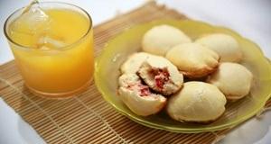 Bánh quy bọc xúc xích thay đổi cho bữa sáng bận rộn