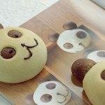 Dễ dàng làm bánh mì hình gấu panda cho bé cưng