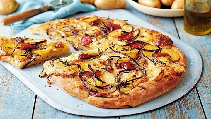 banh pizza khoai tay 1