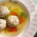 Canh thịt viên bánh mì Pháp thơm ngon và hấp dẫn