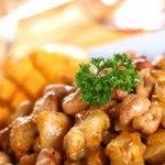 Gà rang hạt điều ẩm thực Trung Hoa khá ngon và dễ chế biến
