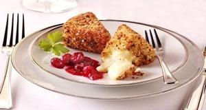 Pho mát camembert chiên giòn thơm ngon hấp dẫn
