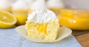 Công thức làm cupcake hương chanh đơn giản tại nhà