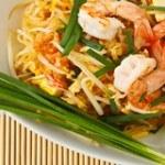 Mì xào Thái Lan cực kỳ hấp dẫn cho tín đồ ẩm thực Thái Lan