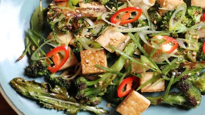 salad bong cai xanh dau phu 2