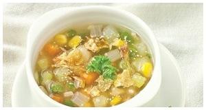 Cách làm súp hạt sen bổ dưỡng cho cả nhà