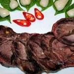 Đậm đà hấp dẫn với món thịt bò om xì dầu