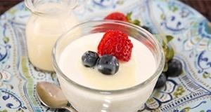Thơm ngon tươi mát với sữa chua phô mai