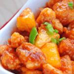 Thịt thăn sốt chua ngọt ăn là ghiền
