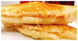Ngon ngậy hấp dẫn với bánh mì chiên phô mai