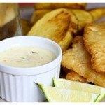Cá tẩm bia chiên và khoai tây – độc đáo ẩm thực Anh Quốc