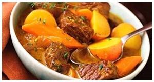 Siêu hấp dẫn với món thịt bò om khoai tây
