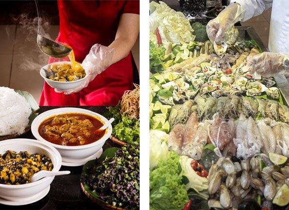 Vì sao nên chọn nhà hàng Hương Sen?